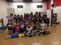 東金:辺田方マラソン大会&ダンスワークショップ♪♪