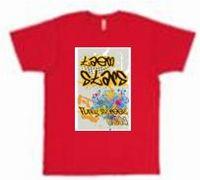 ②Tシャツ赤表♪♪
