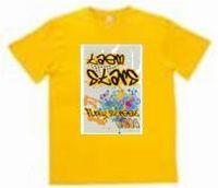 ④Tシャツ黄表♪♪